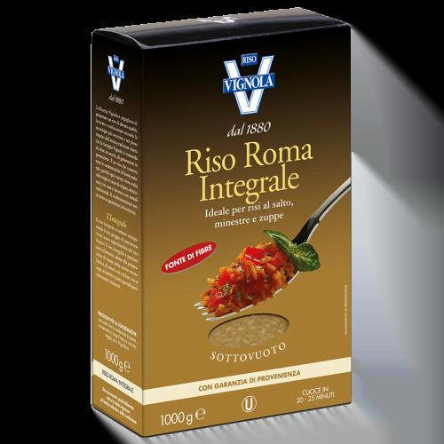 Καστανό Ρύζι Roma 1kg