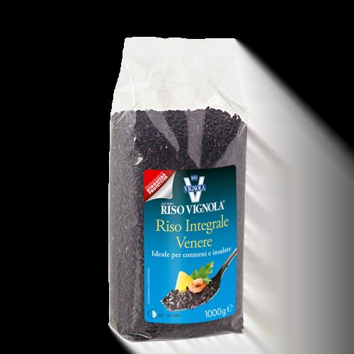 Μαύρο Ρύζι Venere 1kg