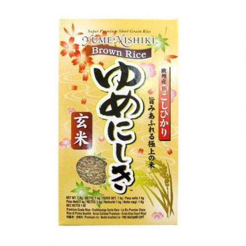 Καστανό Ρύζι για Σούσι 1kg