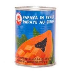 Παπάγια σε Σιρόπι 565gr