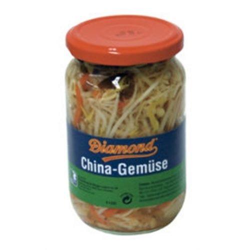 Ανάμεικτα λαχανικά σε άλμη 330 ml