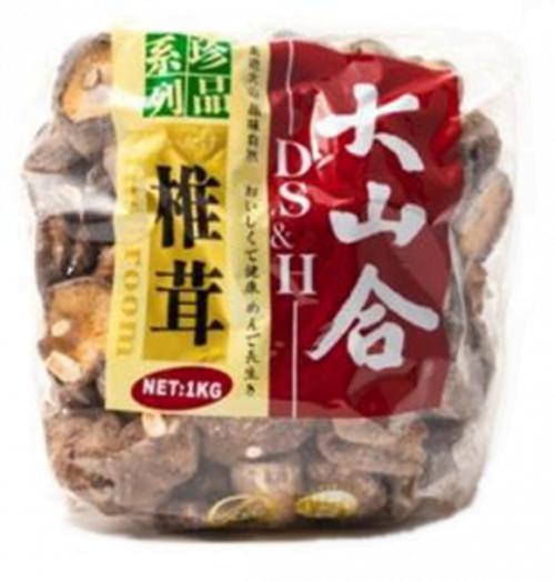 Κινέζικα Μανιτάρια Σιτάκε Αποξηραμένα 1kg