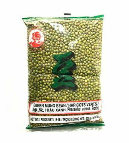 Πράσινα φασόλια μουνγκ 400gr