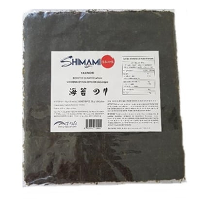 Ψημένα Φύλλα Φυκιών για Σούσι 28gr (10 φύλλα)