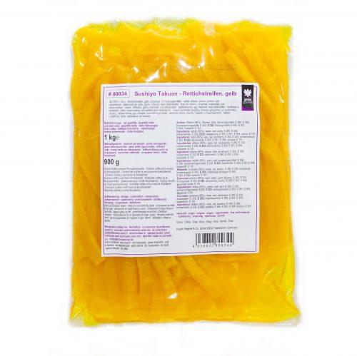 Ρεπάνι Τουρσί σε Λωρίδες 1kg