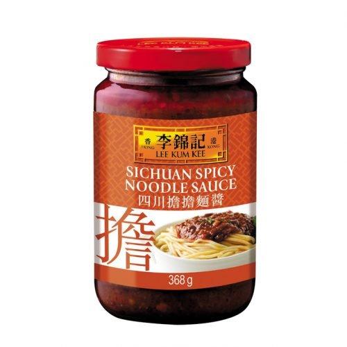 Πικάντικη Σάλτσα Σετσουάν για Νουντλς 368gr