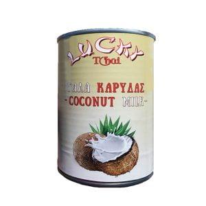 COCONUT+MILK+LUCKY+THAI+17-18%25+400ml