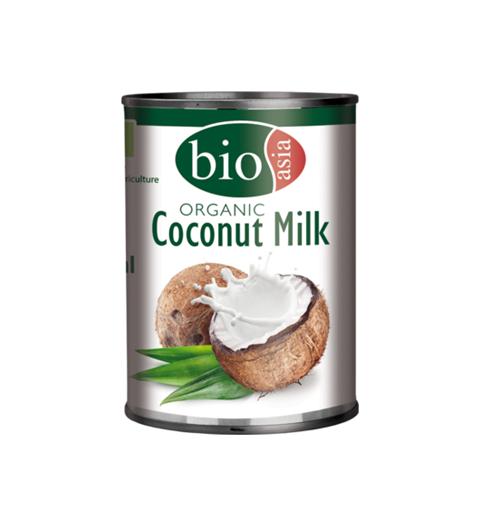 Γάλα Καρύδας Βιολογικό 400ml