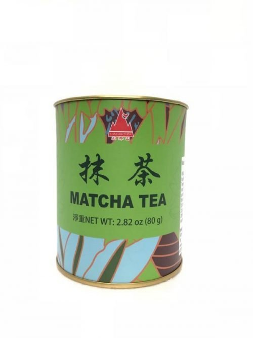 Matcha Πράσινο Τσάισε Σκόνη 80gr