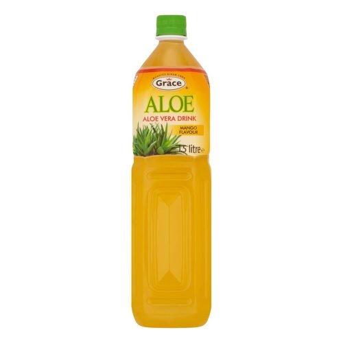 Ποτόμε Αλόη Βέρα και Γεύση Μάνγκο 1.5lt