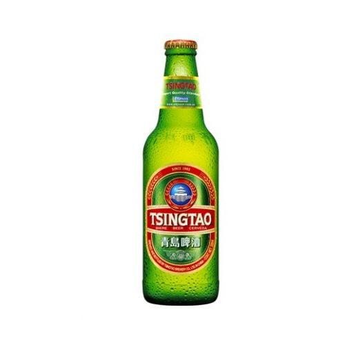 Κινέζικη Μπύρα Tsingtao 330 ml