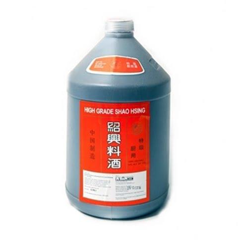 Κινέζικο Κρασί Ρυζιού για Μαγείρεμα 3.785lt