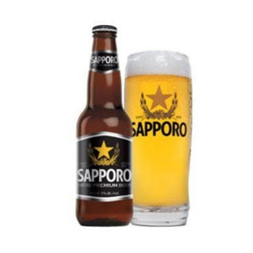 Μπύρα Sapporo 330ml