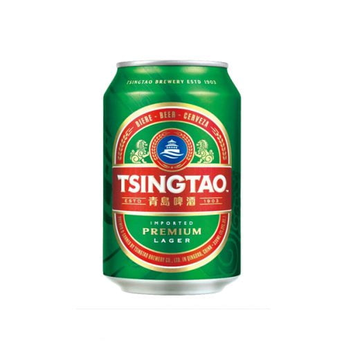 Κινέζικη Μπύρα Tsingtao 330ml