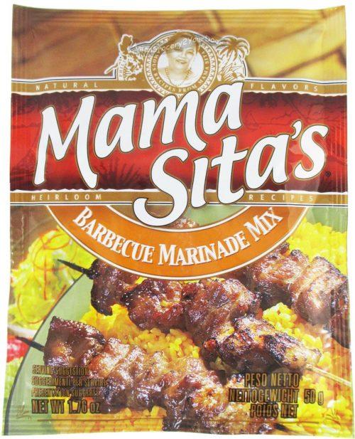 Μείγμα Καρυκευμάτων για Μαρινάδα BBQ 50gr