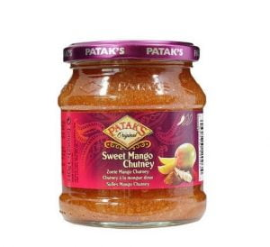 Sweet+Mango+Chutney+340gr