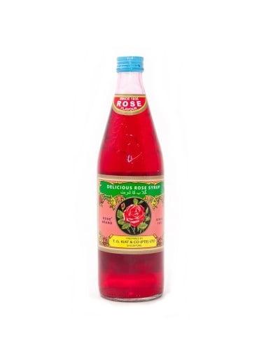 Σιρόπι Τριαντάφυλλο 750ml