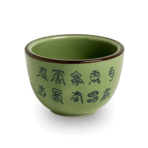 Πράσινο Φλυτζάνι Τσαγιού(120ml) DCN 1 τεμ.