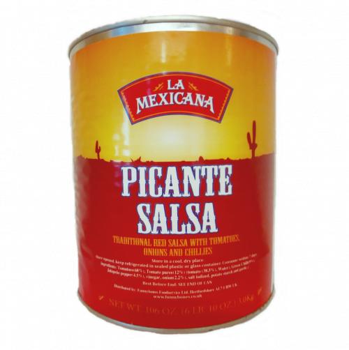 Μεξικάνικη Πικάντικη Σάλτσα 3kg