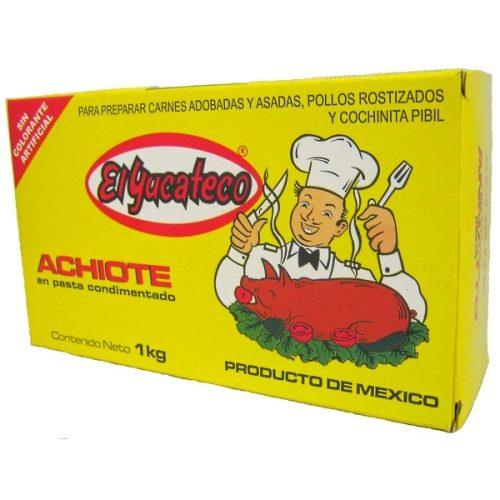 Πάστα Achiote 1kg