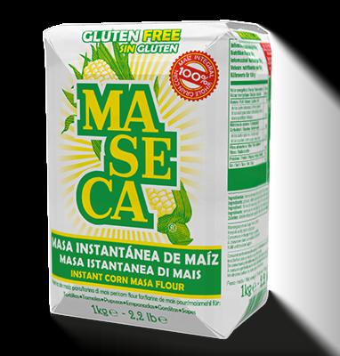 Στιγμιαίο Αλεύρι Λευκού Καλαμποκιού Maseca 1Kg