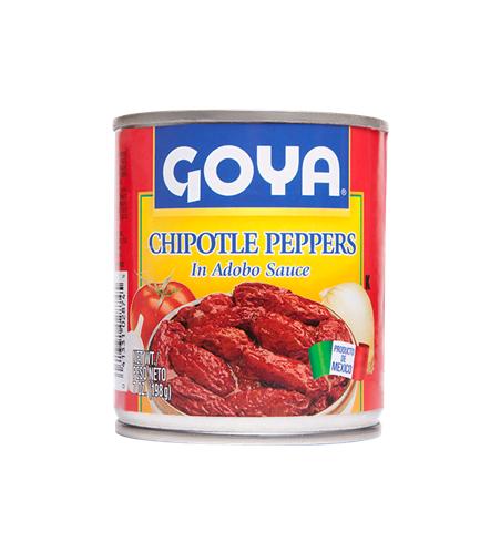 Πιπεριές Τσιπότλε σε Σάλτσα Adobo 198gr