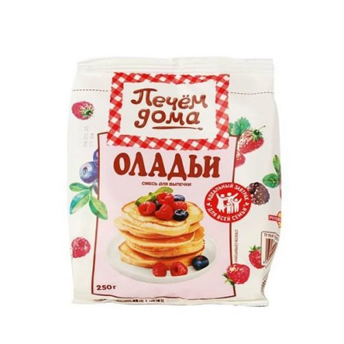 Μείγμα για Ρώσικα ΠανκέικςOladi 250gr