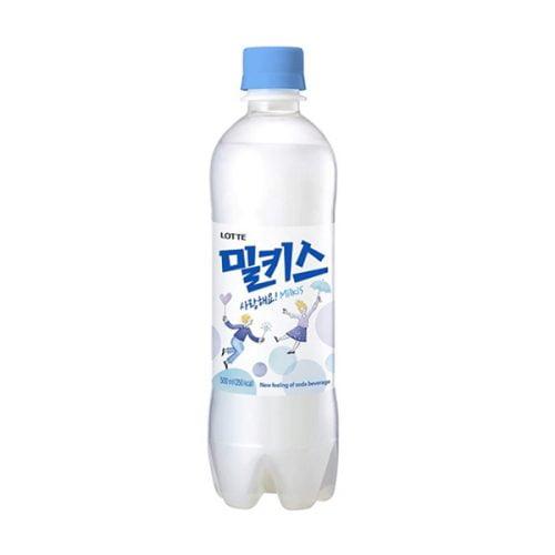 Ανθρακούχο Αναψυκτικό με Γάλα και Γιαούρτι 500 ml