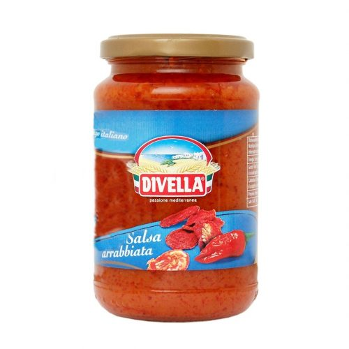 Σάλτσα Ζυμαρικών με Ντομάτα & Πιπεριά Τσίλι 340gr