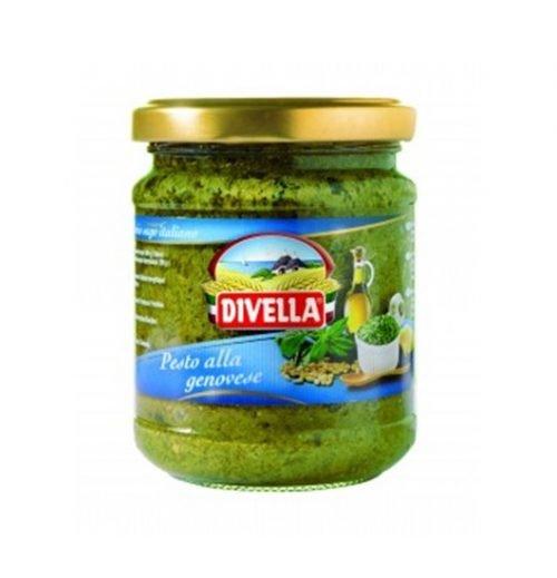 Σάλτσα Ζυμαρικών Pesto alla Genovese 190gr