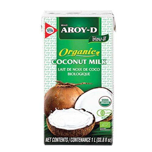 Γάλα Καρύδας Βιολογικό 1Lt