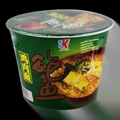 Στιγμιαία Νουντλς με Γεύση Κοτόπουλο 120 g