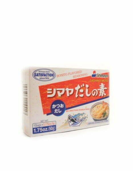 Στιγμιαίος ζωμός ψαριού για σούπα με γεύση Μπονίτο (Παλαμίδα) 50g
